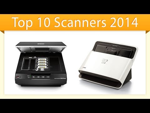 Top 10 Scanners 2014 | Best Document Scanner Review