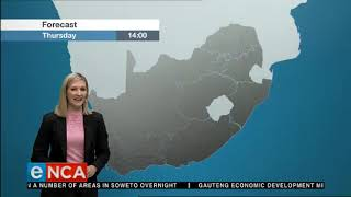 15 August 2019  Weather Forecast