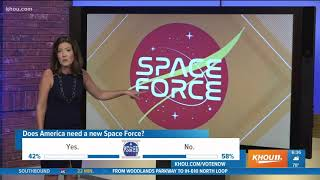 What do you think of proposed Space Force logos?