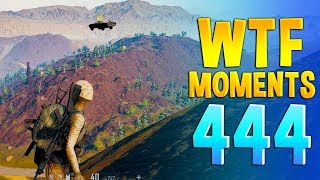 PUBG Daily Funny WTF Moments Highlights Ep 444