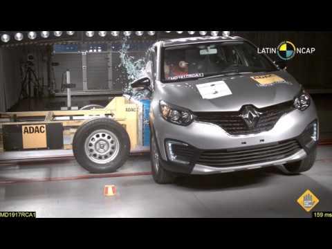 Renault Captur + 4 Airbags