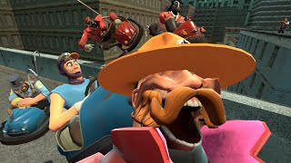 TF2) Misadventures with Phyxia #4 - TF2ware is so MMPHing hard