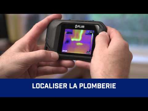 FLIR C2 Vidéo produit français