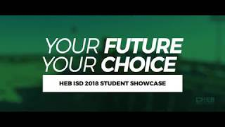 2018 HEB ISD Showcase Announcement