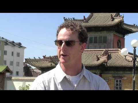Interview Michael Kohn: Meeting Altangerel