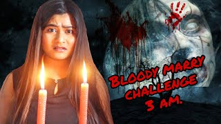 I Did *BLOODY MARY* 3am CHALLENGE | *Gone Wrong* | RIA