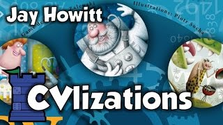 CVlizations Review - with Jay Howitt