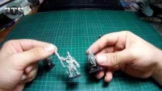 Trytans - Unbox Spellcrow miniaturas variadas