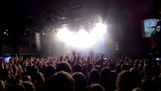 The Baseballs - Follow Me (SPb, 02.04.2014)
