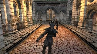 Skyrim mod: Rigmor of Cyrodiil #6 Be careful, drunk Dragonborn!