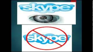 Осторожно Скайп/Skype!!!Skype/Скайп вор и обманщик!Скайп прослушивает разговоры!