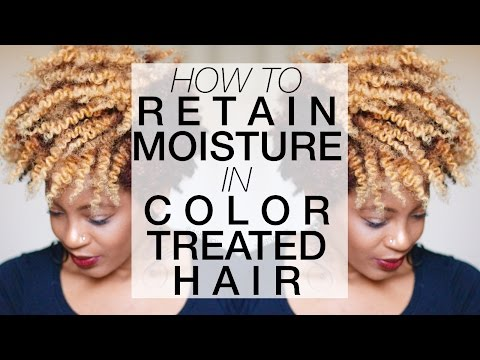 Video Ultimate Moisture Guide for Color Treated Hair | askpRoy