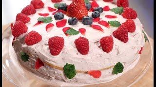 Kilka słów o dekorowaniu tortów [ Masterchef Junior ]