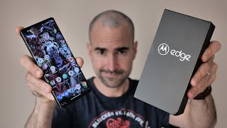 Motorola Edge - Unboxing & Full Tour
