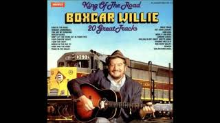 Boxcar Willie - King Of The Road (1980)