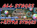 SENKAIMON: CAVE OF DILIGENCE GUIDE - All Stages + Extra  - BLEACH BRAVE SOULS