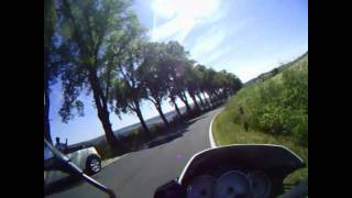 preview picture of video 'Moto Guzzi 1200 Sport Ottensteiner Hochebene'