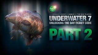 Korda Underwater 7 FULL DVD Part 2 | Carp Fishing