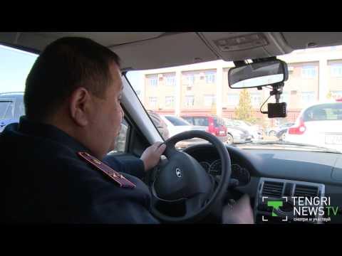 Полицейские показали, где и как устанавливать видеорегистратор в автомобиле