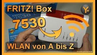 AVM FRITZ! Box 7530: WLAN von A bis Z