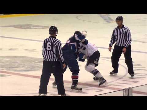Curtis Tidball vs Hubert Poulin
