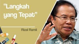 Rizal Ramli: Mas Jokowi Pembatalan Kenaikan Harga BBM Premium adalah Langkah yang Tepat