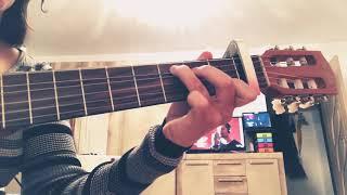 (guitar جيتار) Delibal- Cagatay Ulusoy - Mutlu Sonsuz زهرة ألغاب Easy Chords