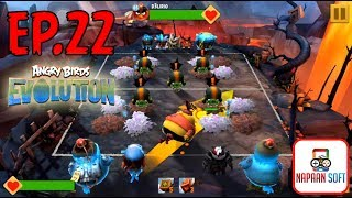 ANGRY BIRDS EVOLUTION - FOURTH OF JULY - CAPTAIN FREEDOM BRAWL (CHALLANGE TASKS) - EP22