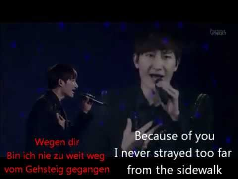 Zhou Mi - Because Of You (ger+eng Sub) Mp3