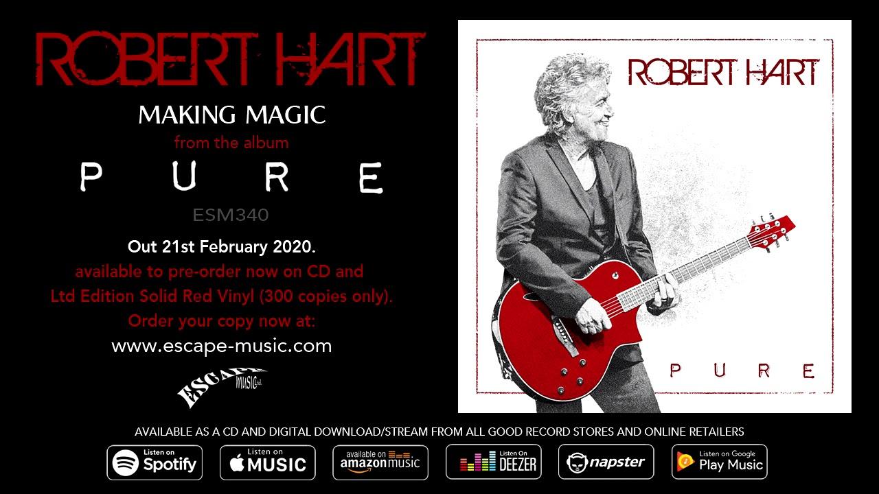 ROBERT HART - Making magic