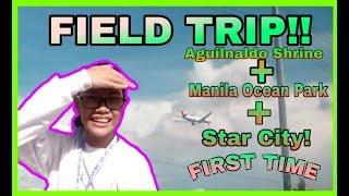 (VLOG #1) FIELD TRIP 2018!!! | JOHNNA DEL ROSARIO