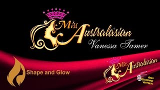 Introduction Video Vanessa Mary Tamer Candidate Miss Australasian 2015