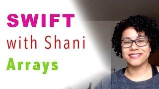 Swift 3: Arrays