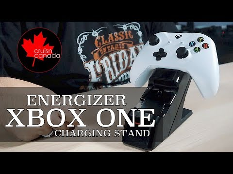 UPDATED PDP Xbox One Energizer Charging Stand | You Need This!
