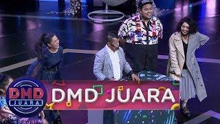 DJ Jambul Di Tantang Bawain Lagu TETEW - DMD Juara (9/10)