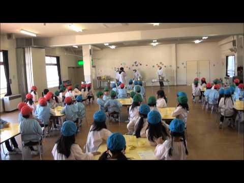 目指せ幼稚園界のディズニーランド! ともべ幼稚園の食育「