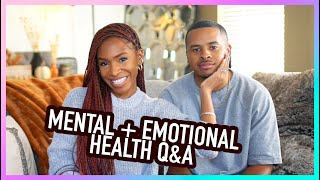 ARE YOU OKAY? Health + Well-Being Q&A with Cam: How We've Grown and Supported Each Other This Year by VICKYLOGAN