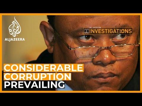 Anatomy of a Bribe   Al Jazeera Investigations