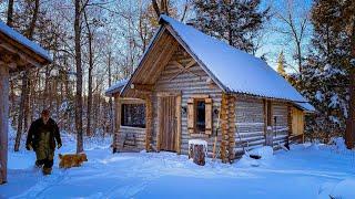 Nowy początek | Lokalizacja sauny, dzienniki, konstrukcja warsztatu, kotlety  na ognisku