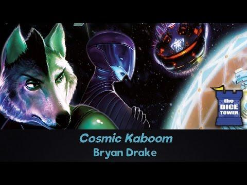 Here comes the (Cosmic Ka)boom!