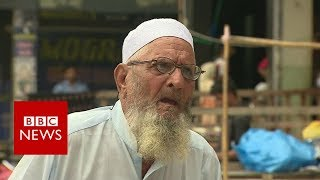India's Partition 70 years on: 'I killed a man'- BBC News