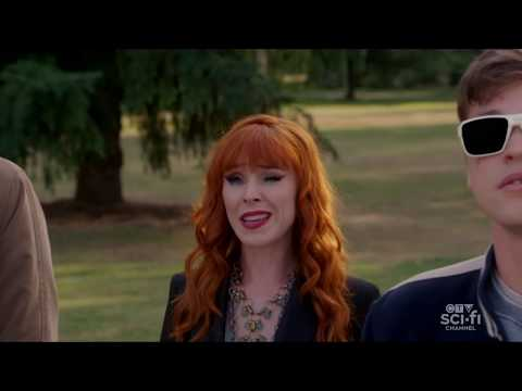 Supernatural | All Belphegor Scenes From S15E02 Part Three