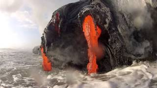 Incredible Lava footage