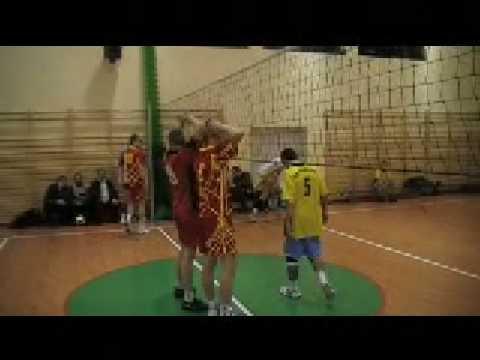Halowy Turniej Siatkówki o Puchar Burmistrza, 29.01.2009