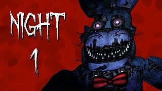 Five Nights at Freddy's 4 [1] - NIGHT 1