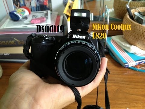 Review: Nikon Coolpix L820 Digital Camera