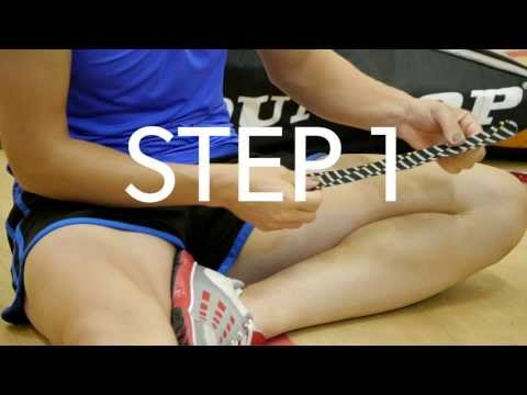 Triceps shin początek