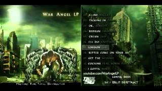50 Cent - London Girl - War Angel LP [WITH LYRICS]