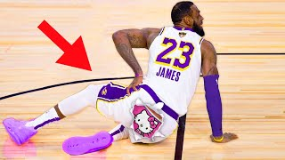 20 FUNNIEST NBA MOMENTS OF ALL TIME..