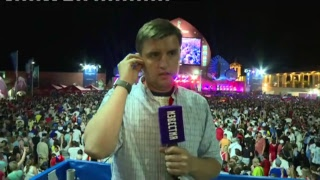 Прямая трансляция из Сочи, Петербурга и Москвы: матч 1/4 финала ЧМ-2018 Россия - Хорватия